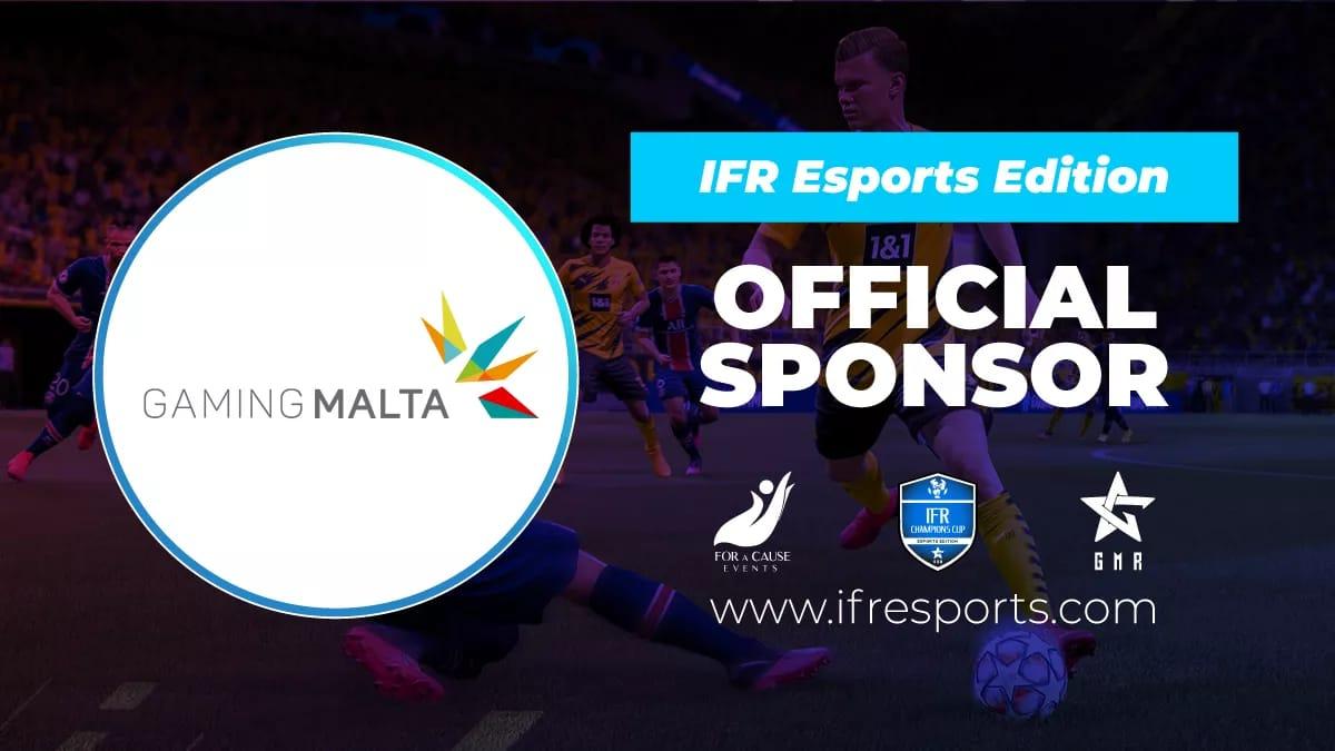 GamingMalta confirmed as Gold Sponsors!