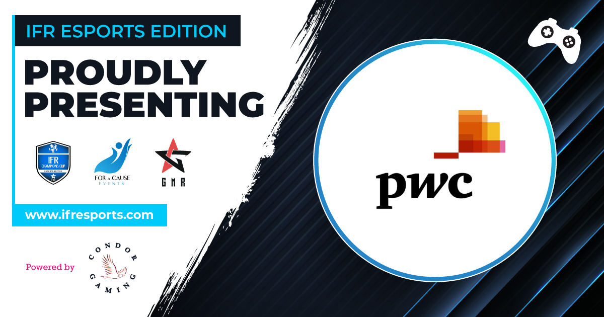 Proudly introducing PwC Malta as one of the participants of the IFR Esports Edition